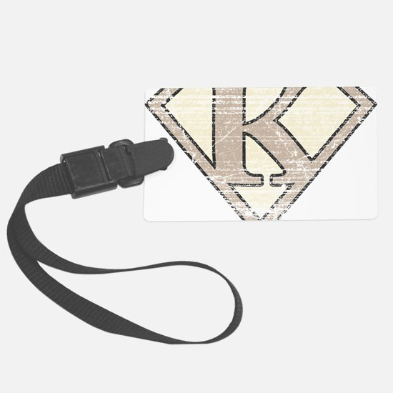 SUP_VIN_K Luggage Tag