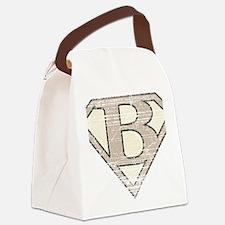 SUP_VIN_B Canvas Lunch Bag