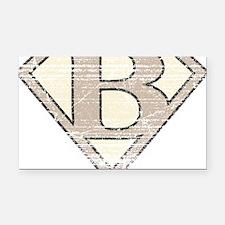 SUP_VIN_B Rectangle Car Magnet