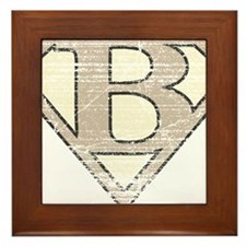SUP_VIN_B Framed Tile