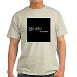 Glass - My Anti-Drug Ash Grey T-Shirt