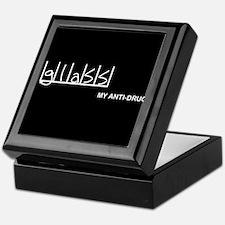 Glass - My Anti-Drug Keepsake Box