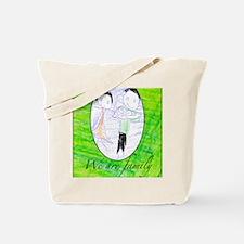 wearefamily Tote Bag