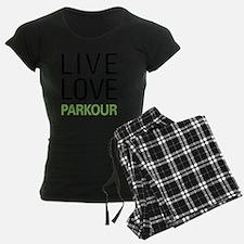 liveparkour Pajamas