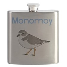 monomoy-plover Flask
