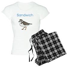 sandwich-plover pajamas