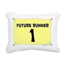 runner Rectangular Canvas Pillow