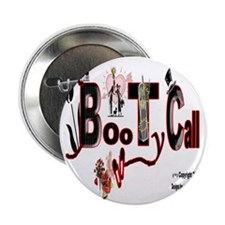 """500BOO-THAY-RED-LETTERS 2.25"""" Button"""