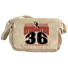 LEVEL3SCORE36 Messenger Bag