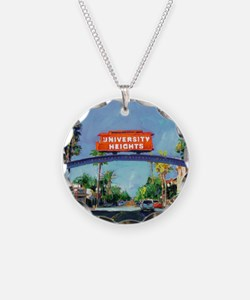 University Heights by Riccob Necklace