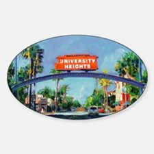 University Heights by Riccoboni Decal