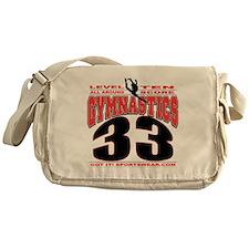 LEVEL10SCORE33 Messenger Bag