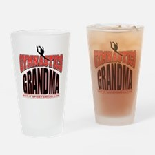 JUSTGRANDMA Drinking Glass