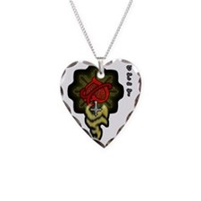 2-sacred_heart_tee_2 Necklace