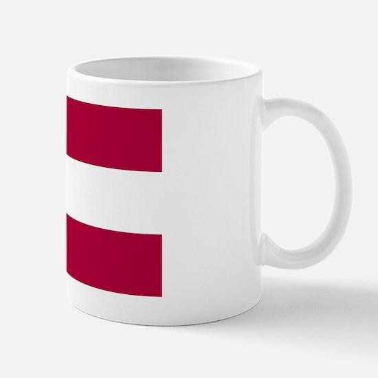 1st National (3x5 rect) Mug