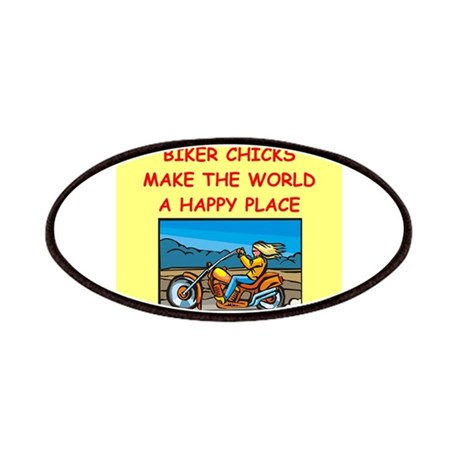 Bikerchick.png Patches