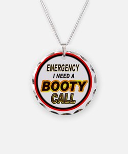 2-500BOO-T-CALL-I-NEED-A Necklace