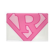 Sup_Pink_R Rectangle Magnet