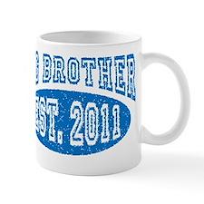BIG BROTHER EST 2011 crackle Mug