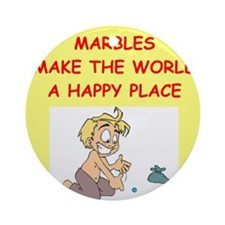 MARBLES.png Ornament (Round)