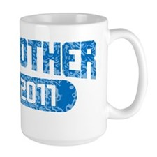BIG BROTHER EST 2011 4 dent  big blues Mug