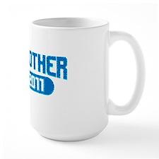 BIG BROTHER EST 2011 4 dent Mug