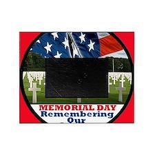 3-MemorialDay DA 2 sq Picture Frame
