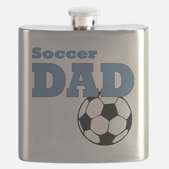 Soccer Dad Flask