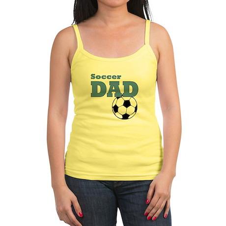 Soccer Dad Jr. Spaghetti Tank
