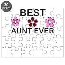 BEST AUNT EVER Puzzle