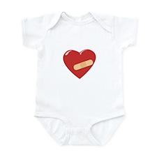 Heart Broken Infant Bodysuit