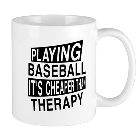 Awesome Baseball Player Designs Mug