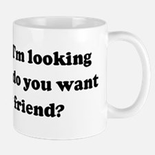 Excuse me, I'm looking for a  Mug