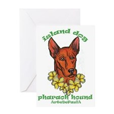 pharaohhound Greeting Card