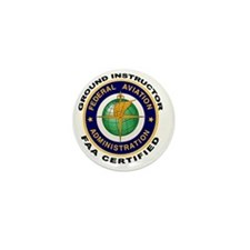 FAA_Logo_Color_Gnd-patch Mini Button