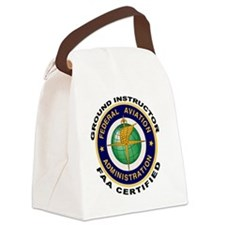 FAA_Logo_Color_Gnd-patch Canvas Lunch Bag