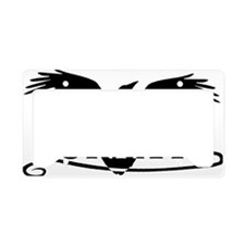 RavenLunaticb License Plate Holder