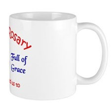 pray_hat_oval Mug