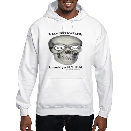 300largeskelton_bushwick__n Hooded Sweatshirt
