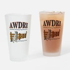 AWDRI Logo Drinking Glass