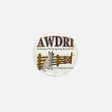AWDRI Logo Mini Button