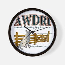 AWDRI Logo Wall Clock
