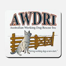AWDRI Logo Mousepad