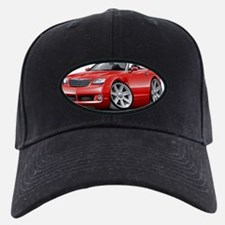 Crossfire Red Convertible Baseball Hat