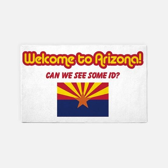 Arizona 3'x5' Area Rug