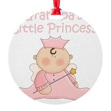grandpas little princess Ornament