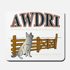 AWDRI Logo1 Mousepad
