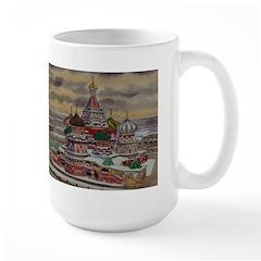 St. Basil's, Moscow Mug