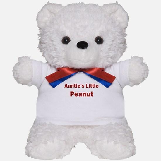 Aunties Little Peanut Teddy Bear