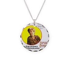 Grandma DeGennaro - Characte Necklace